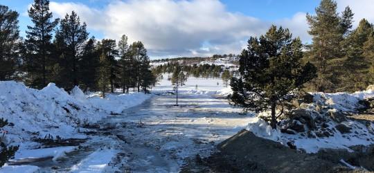 Furusjøen hytteområde