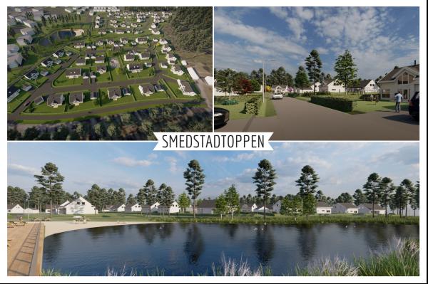 Smedstadtoppen Collage
