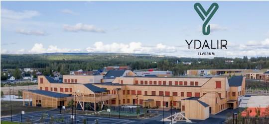 Mer feiring av Ydalir skole