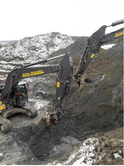 Furusjoen tilrettelegging for siste pumpestasjon H