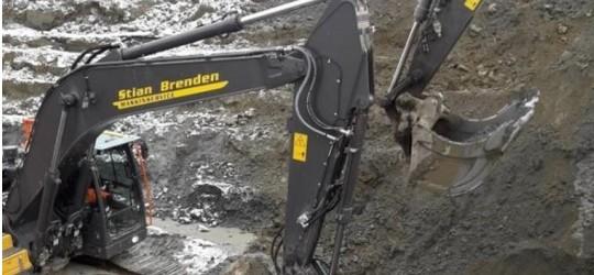 Siste pumpestasjon installert på Furusjøen