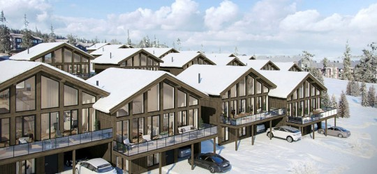 Mountain Chalet i Trysil