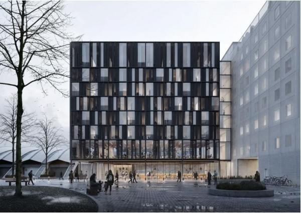 Nye Scandic Hamar ill Oslo Works