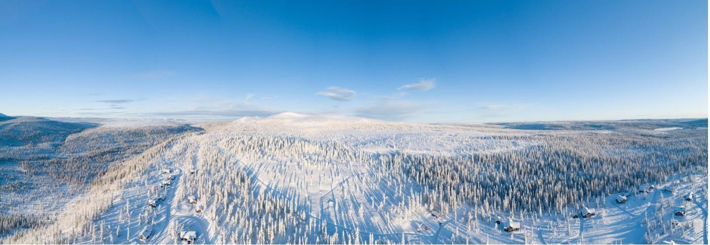 trysilknut-panobilde foto Trysil Knut Panorama AS
