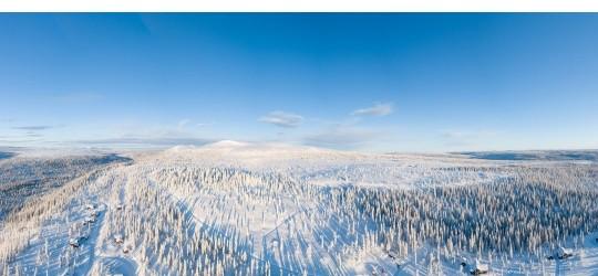 Trysil Knut Panorama